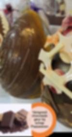 Spot begeuring, chocolade geur om verkoop chocolade te stimuleren