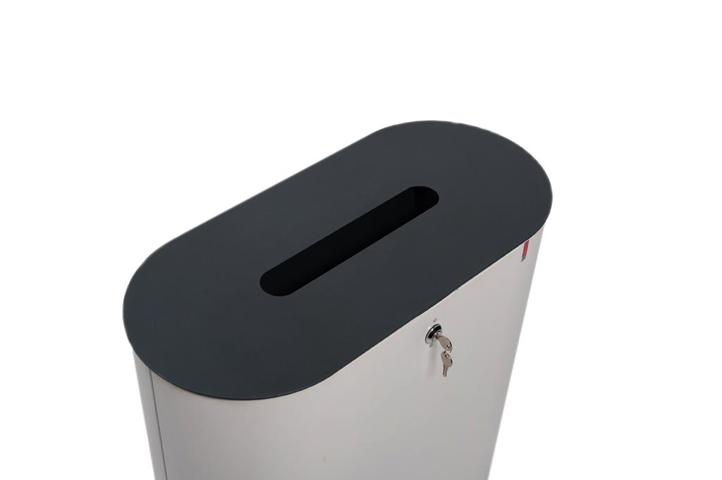 Afvalbak Split Secure