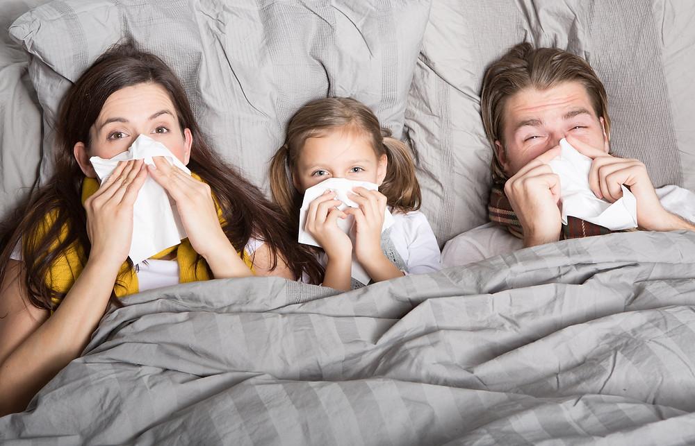 lightair luchtreiniger beschermt tegen influenza, griep