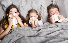 Griepvirus deactiveren, luchtreiniger tegen influenza virus