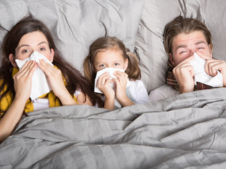 Lightair voorkomt verspreiding influenza