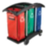 afval inzamelen, afvalinzameling, afval sorteren, afval scheiden, gescheiden afval