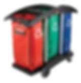 afvalinzameling, afval inzamelen, afval sorteren, afvalscheiding, gescheiden afval