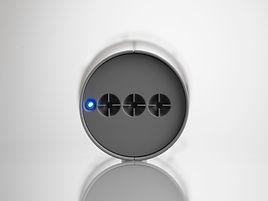 Testen lightair luchtreiniger schoonmaken, controlelampje lightair luchtreiniger