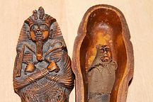 Egyptische mummy geur, aroma