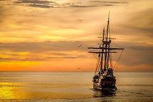 VOC schip geur, aroma