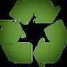 Afvalbakken met afvalscheiding, recycling