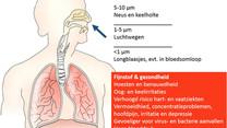 Aanpak luchtvervuiling van levensbelang aldus het Longfonds
