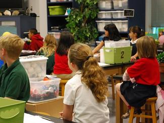 Arnhemse scholier leert in muffe klas