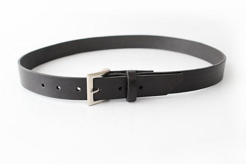 Black Thick Belt