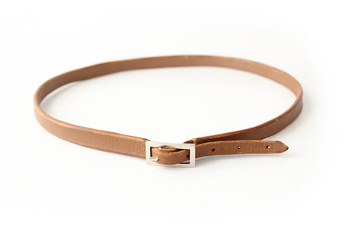 Brown Thin Belt