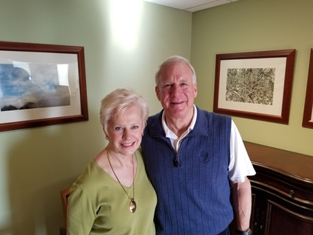 """Finding Dr. Tom is the best thing that's ever happened to us."" - Roger & Mary Ann [more...]"