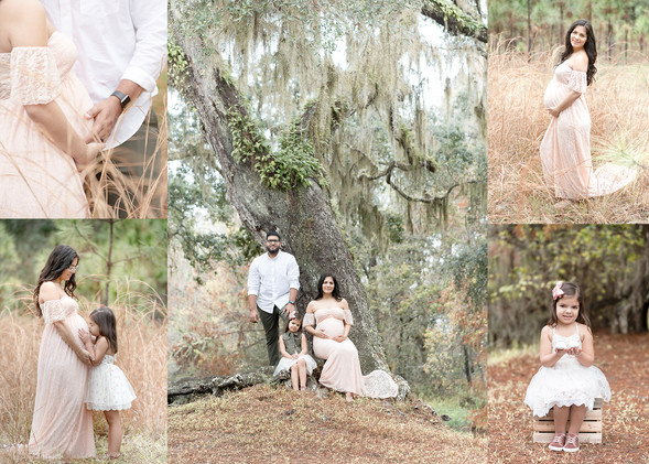 Lifestyle Maternity Session: Annys, Abner, and Amaya
