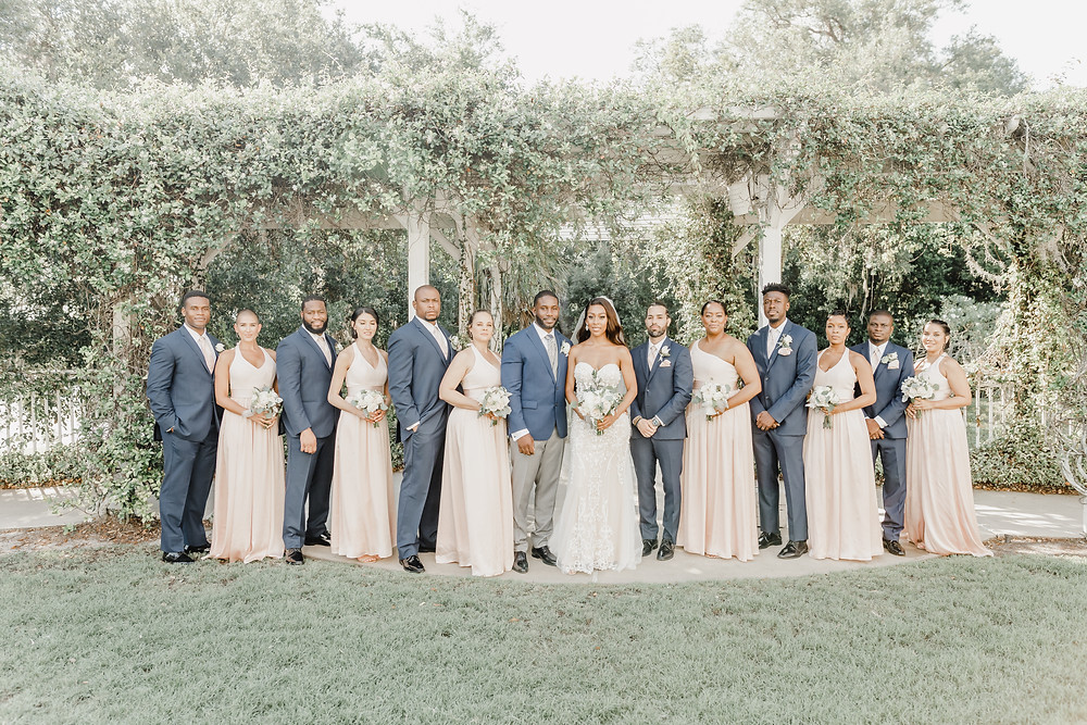 2020 Pantone Color Wedding Inspiration. Photography by Unashamed Imaging