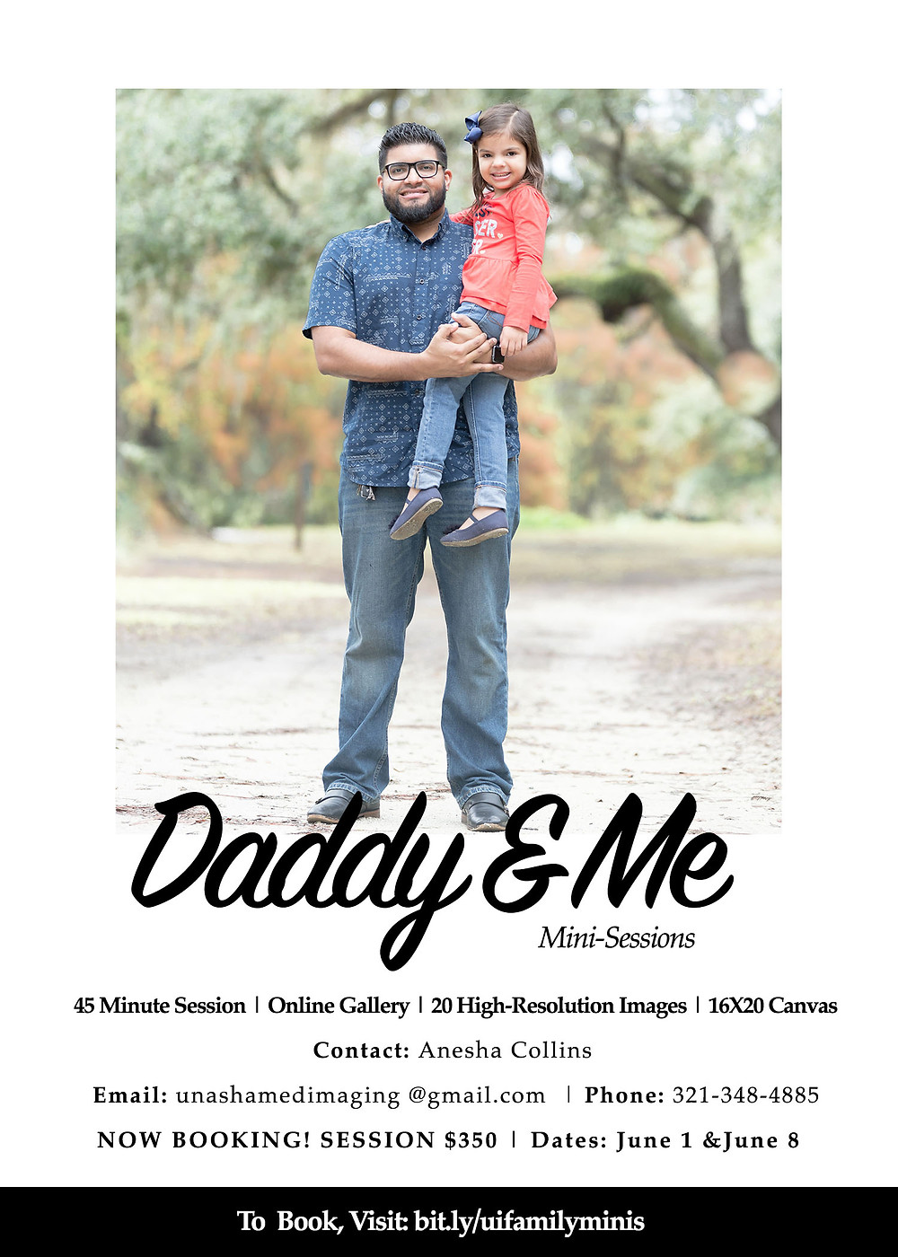 2019 Daddy and Me Minis