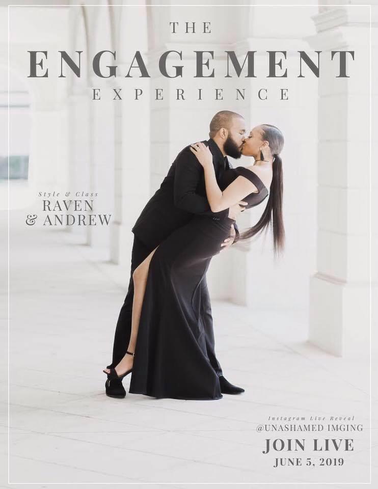 Unashamed Imaging Engagement Session Reveal Live Session