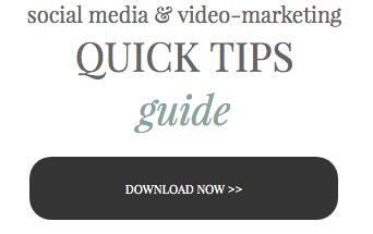 Social Media & Video-Marketing Quick Tips Mini-Guide
