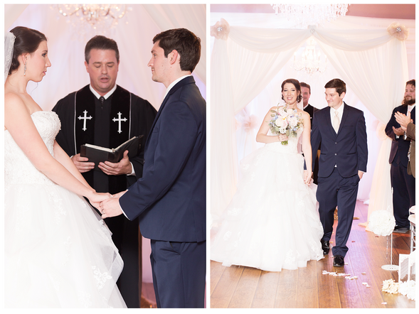 Crystal Ballroom on the Lake Wedding: Danielle & Thomas