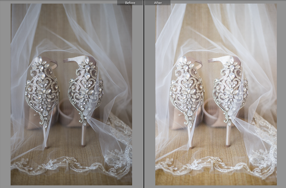 Save Time Editing With Forever Thine Wedding Presets. Sleek Lens.