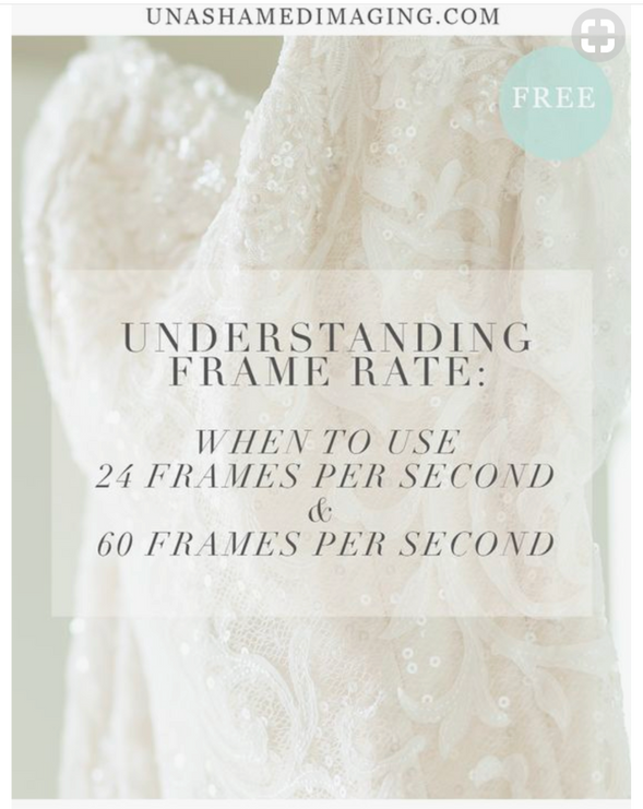 For Videographers: Understanding Frame Rates