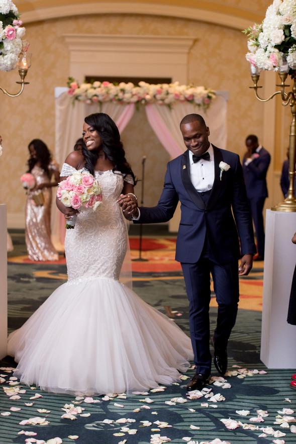 Omni Hotel and Resort at Championsgate Wedding: Ijay & Cecil