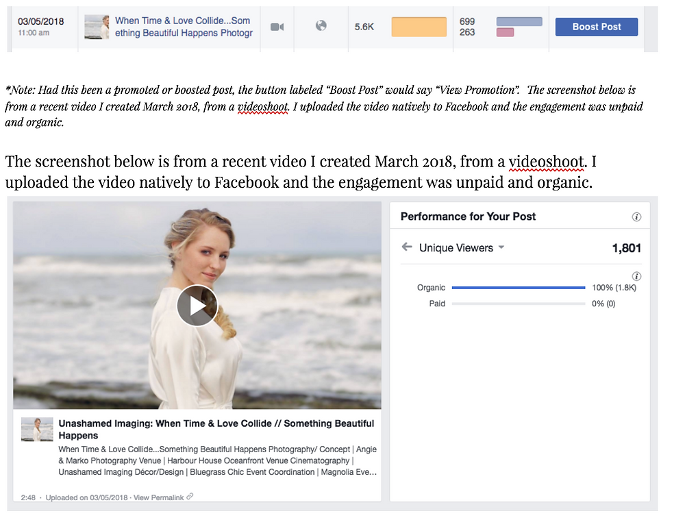 LEARNWITHAC, Boost Your Facebook Live SEOWith These Tips