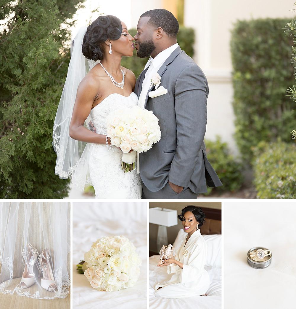 The Regent Tampa Bay Wedding: Brittany & DeJuan