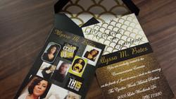 Graduation Invite w/Liner