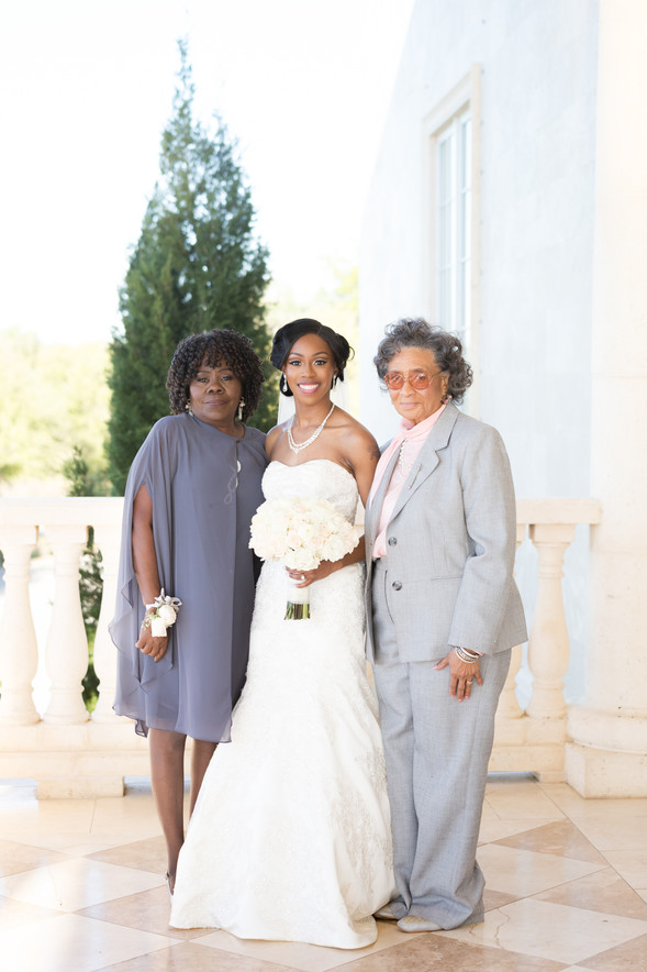 Why Including Your Grandparents On Your Wedding Day Matters