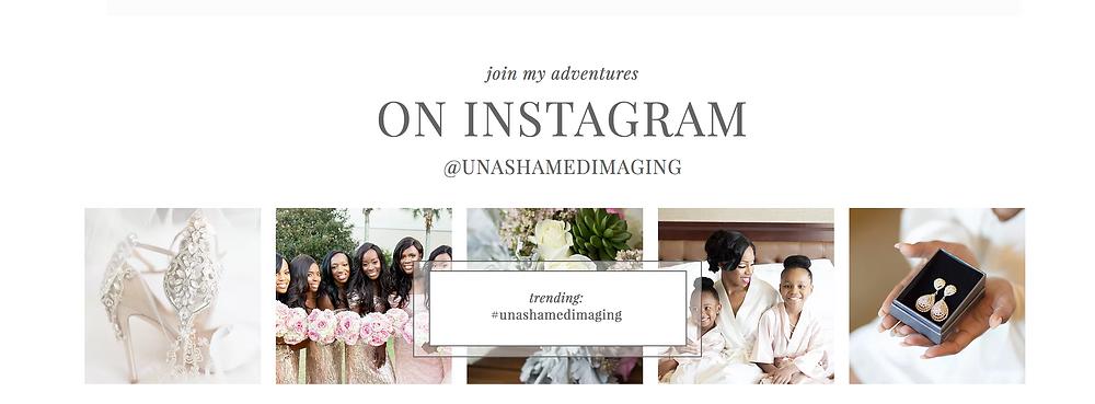 Unashamed imaging on instagram