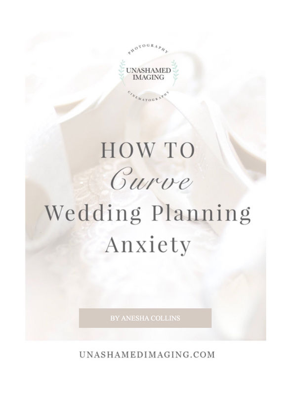 How To Curve Wedding Planning Anxiety