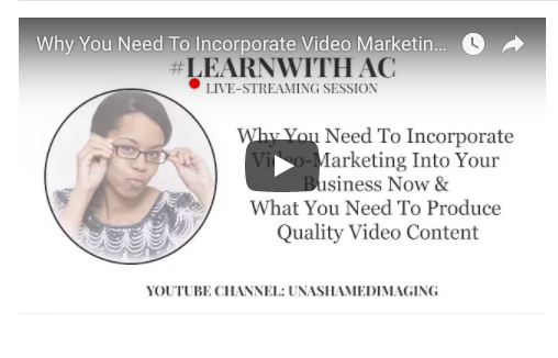 Why You Need To Incorporate Video Marketing Into Your Business Now