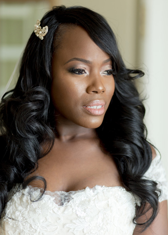 The Ultimate Wedding Day Guide For Brides of Color