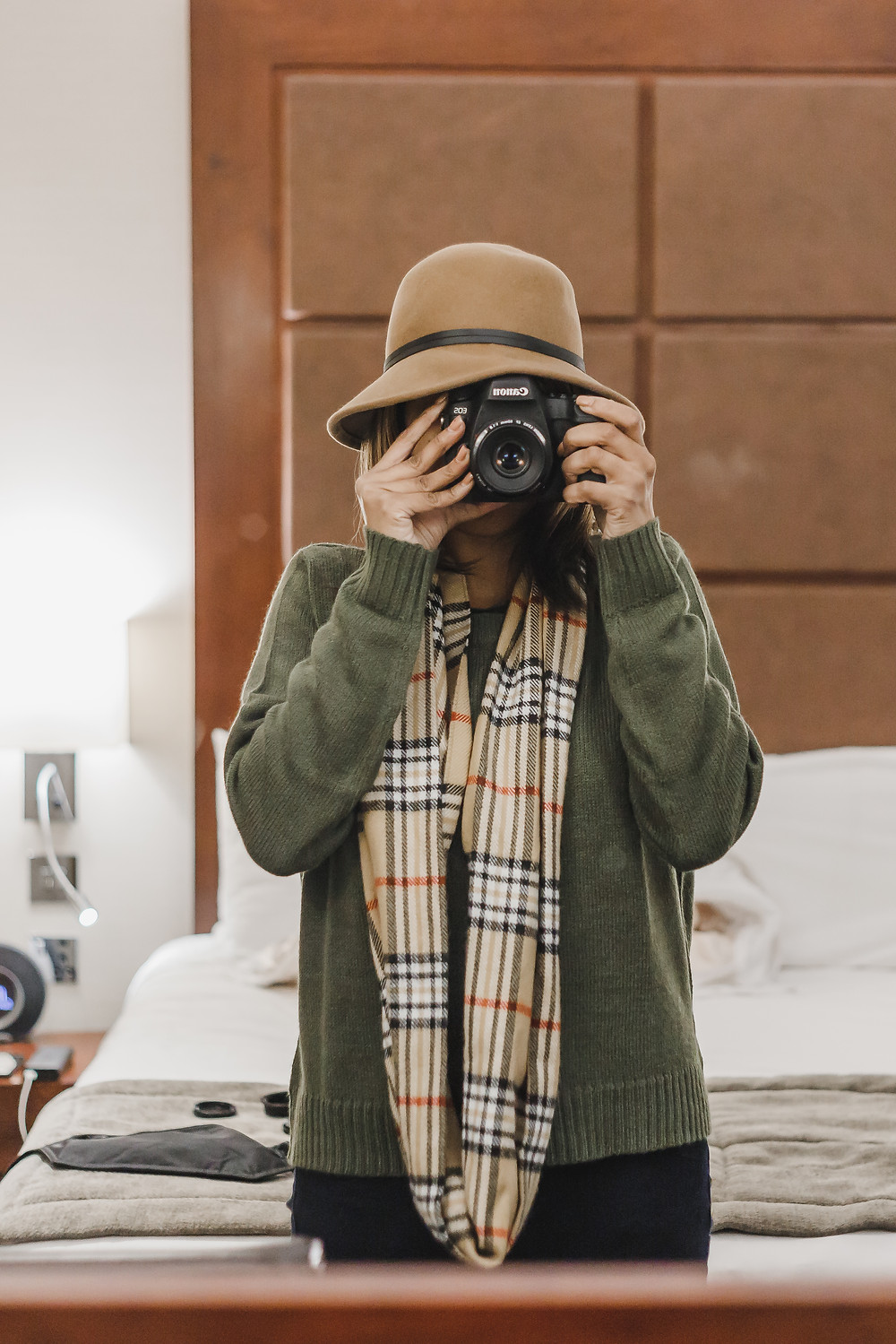 Get To Know Me - Behind The Lens With Anesha Collins