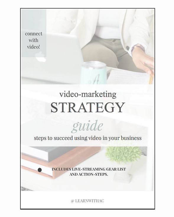 Video-Marketing Strategy Guide