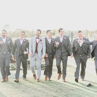 The Royal Crest Room Wedding shot by Unashamed Imaging