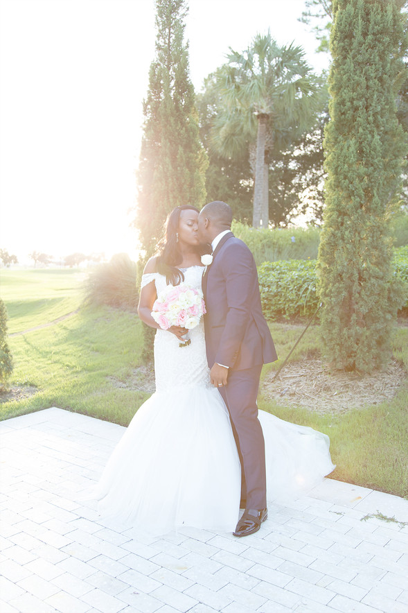 Omni Hotel and Resort at Championsgate Wedding: Cecil & Ijay