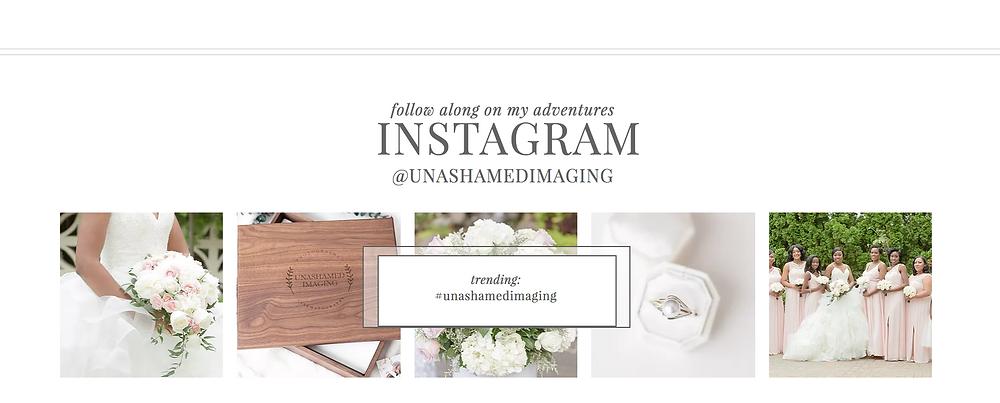 Unashamed Imaging wedding tips.