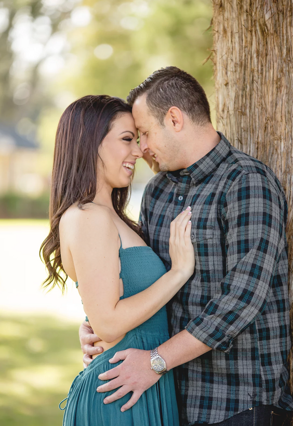 Winter Park & Rollins College Engagement:  Shannon & Zach