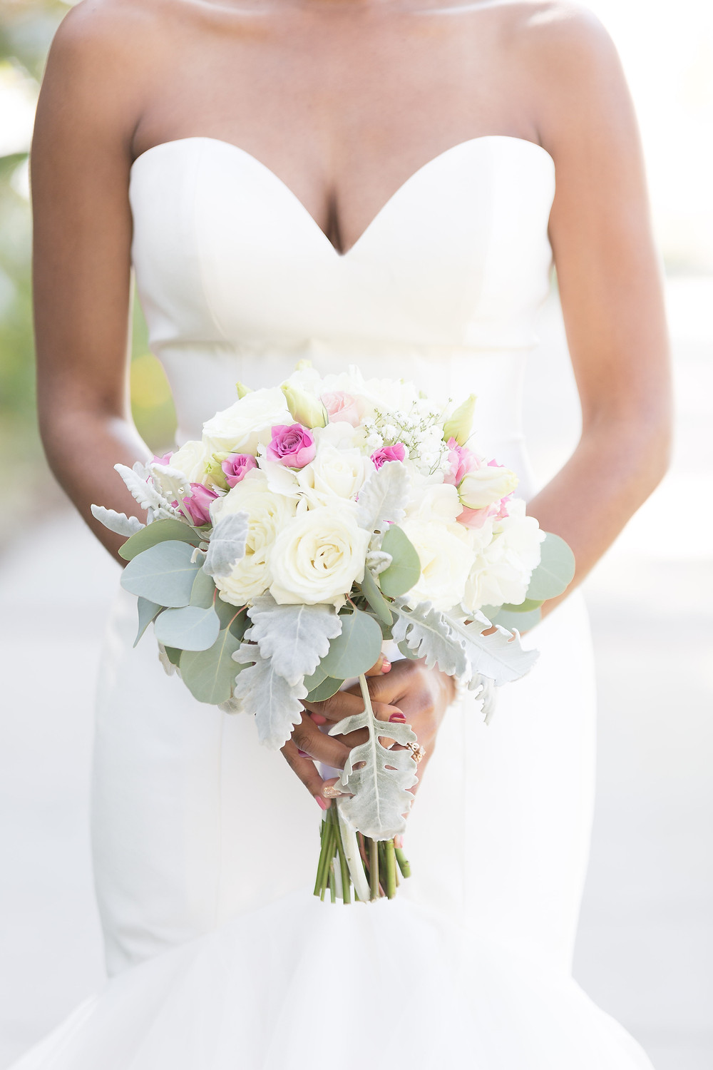 orlando wedding photographer, bridal bouquet