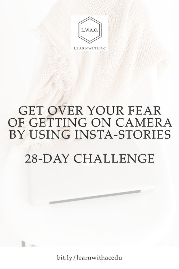 28-DayInstagram Story Challenge