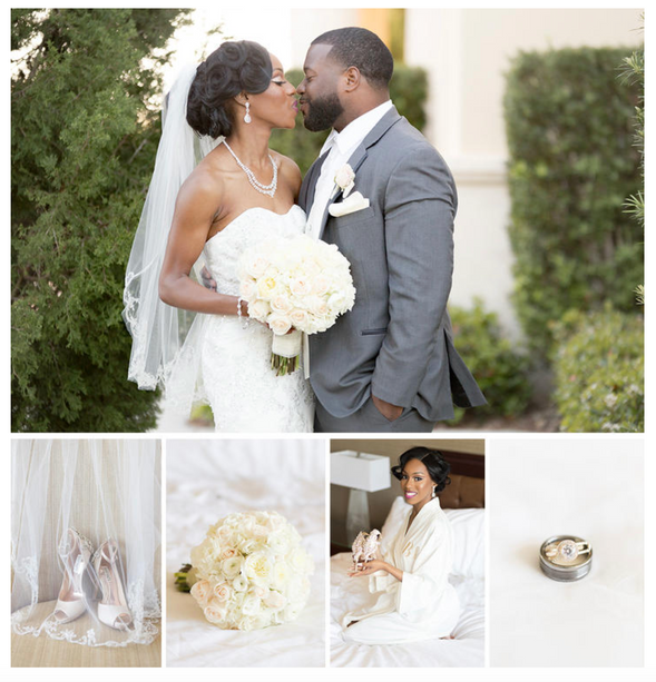 Elegant Wedding at Regent Tampa Bay