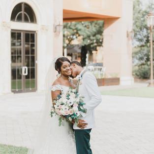 Green & Champage Wedding - Unashamed Imaging