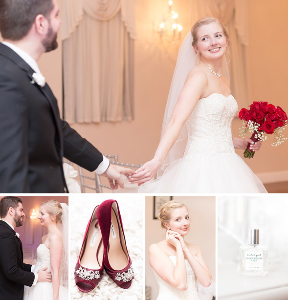 Crystal Ballroom At Veranda Wedding: Megan & Ryan