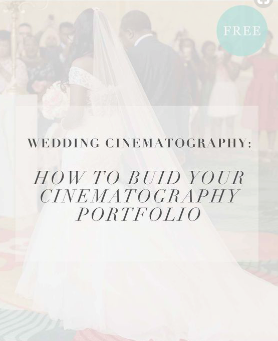 For Videographers: How To Build Your Video Portfolio