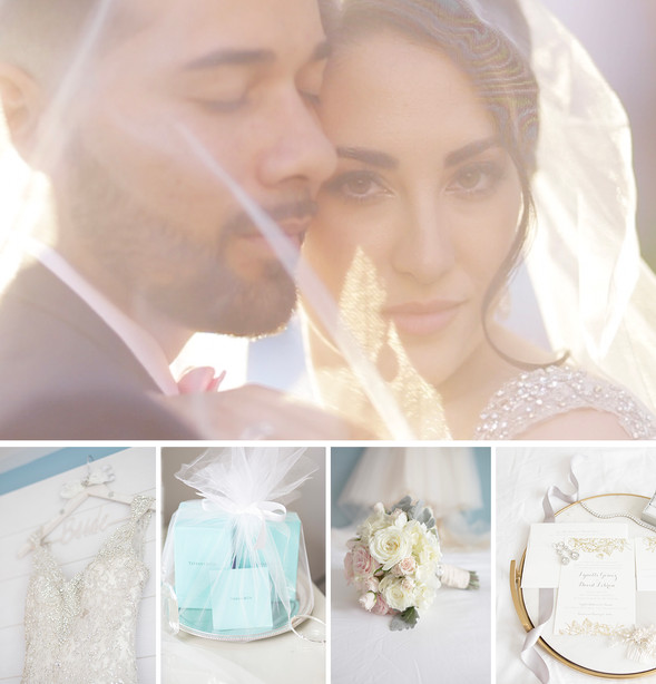 Tiffany & Co. Themed Wedding