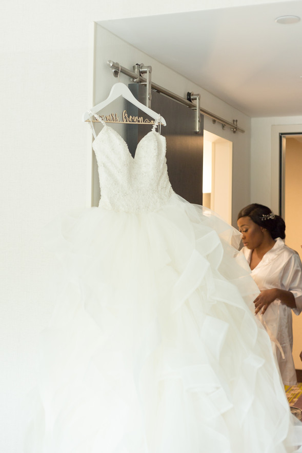 10 Things to Do Before Putting on Your Wedding Dress