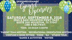 d2d grand opening