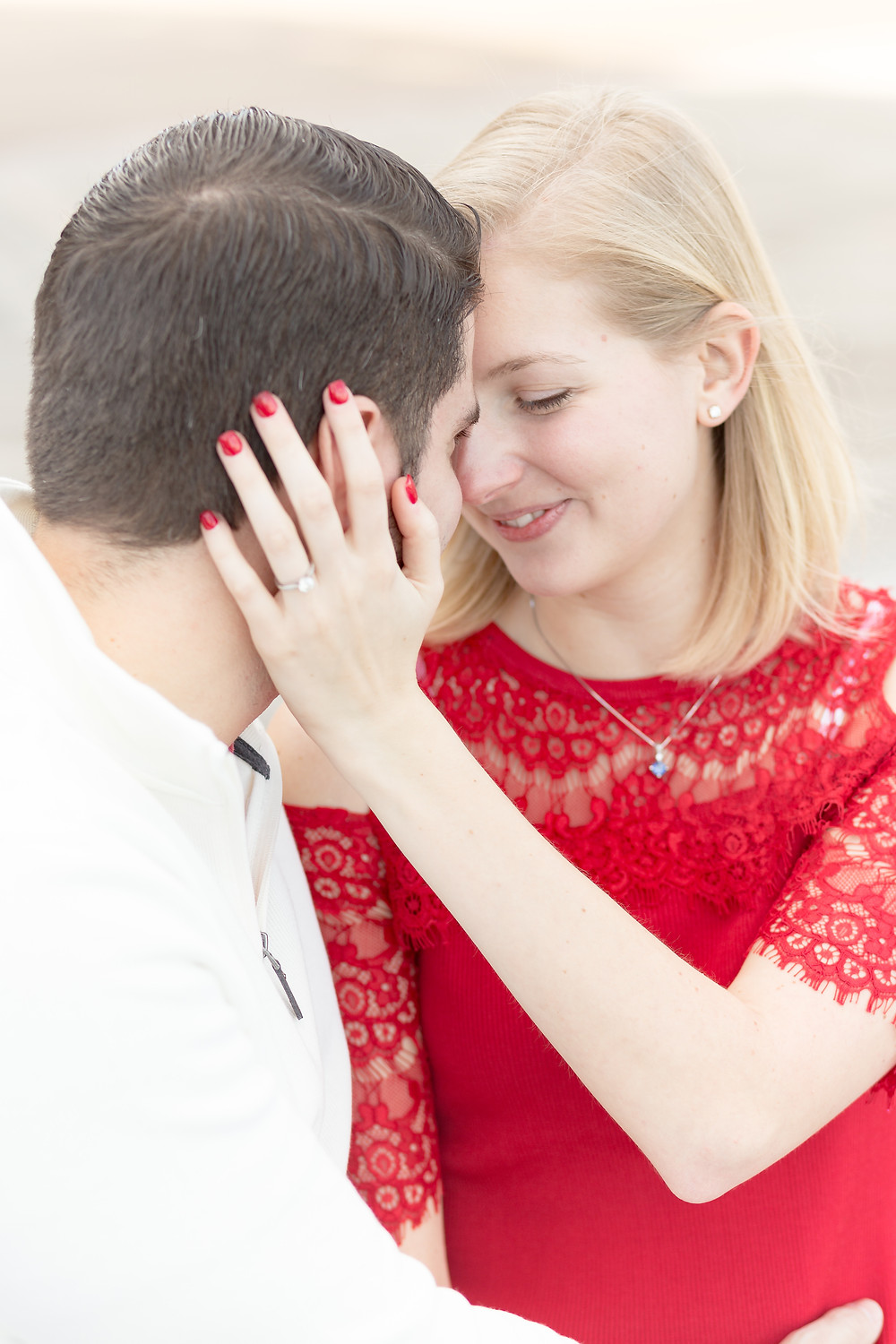 Disney Boardwalk Engagement Session: Megan & Ryan