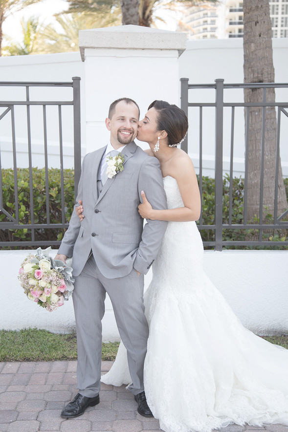 Ritz Carlton Bal Harbour Wedding: Reinhard & Yaritza